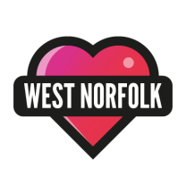 love west norfolk logo