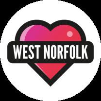 love west norfolk logo